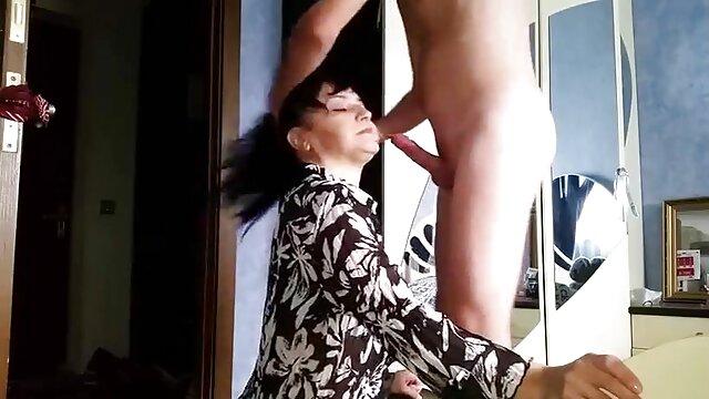 XXX sem registo  O ginecologista eu quero vídeo pornô ao vivo ébano fode pacientes grávidas no sofá do hospital.